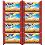McVitie's Marie Biscuits with Goodness of Calcium, 250g (Pack of 8)
