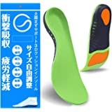Arch Support Shoe Insole,Super Support Foot Pain Relief and Orthotics Feet Insoles,Deep U-Shaped Heel for Man Women Shoe Inse