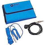 iFixit Portable Anti-Static Mat, tapis anti-statique, protège les appareils électroniques contre DES/ESD/décharges statiques,