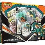 Pokémon Coffret Pachyradjah-V-Jeu de Cartes à Collectionner, POEBJU01