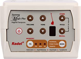 Radel Saarang Magic Plus Tanpura Shruti Box