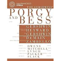 The Gershwins'®: Porgy & Bess℠ (live at the War Memorial Opera House, San Francisco, 2009) [DVD]