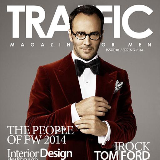 Traffic Magazine For Men Spring 2014 (Magazine Kostenlos Mens)