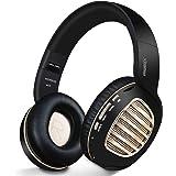 Auriculares Bluetooth Riwbox WB5 Bluetooth 5.0, inalámbricos, Plegables, con micrófono, Suaves Almohadillas de proteínas de M