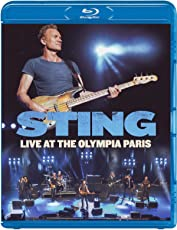 Sting; Live at the Olympia Paris [Blu-ray]