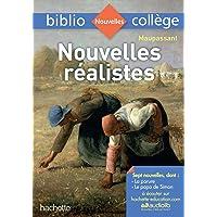 Livres Bibliocollège - Nouvelles réalistes, Maupassant PDF