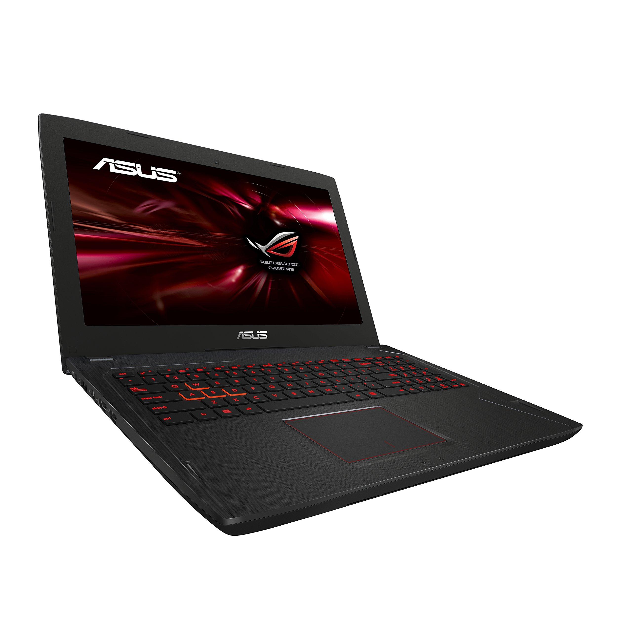 85c89239ef607b Asus ROG FX553VE-DM354T PC portable Gamer 15,6″ Full HD Noir (Intel ...