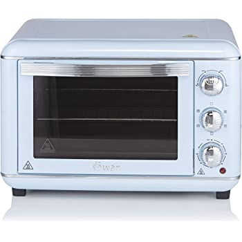 Swan Products Sf37010bln Retro Electric Oven 23 Litre