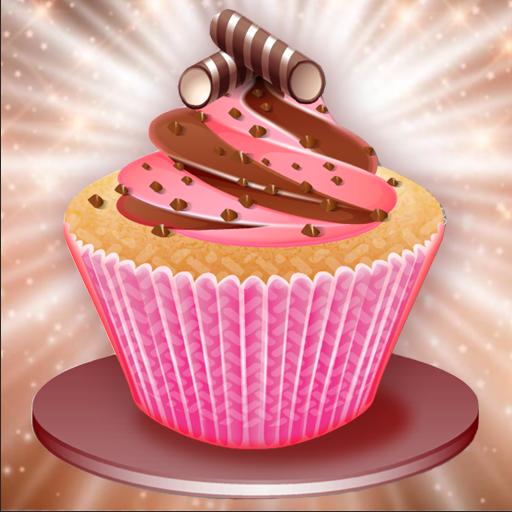 Cupcakes backen - Cupcake Maker und Kochspiele