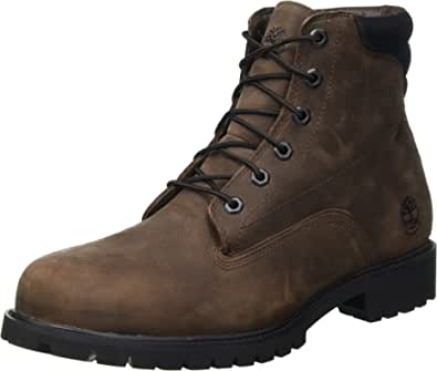 Timberland Men's 6 Inch Basic Alburn Waterproof Lace-up Boots