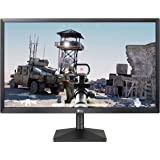 LG 22 inch Gaming Monitor - 1ms, 75Hz, Full HD, AMD Freesync, TN Panel Monitor, HDMI & VGA Port - 22MK400H (Black)
