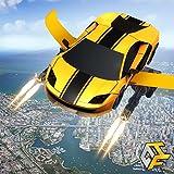 juego de transformación de robot de coche robot volador