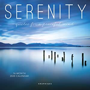 Serenity Calendar