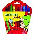 Giotto Bebè Be-Bé, pastelli a cera 10 pz