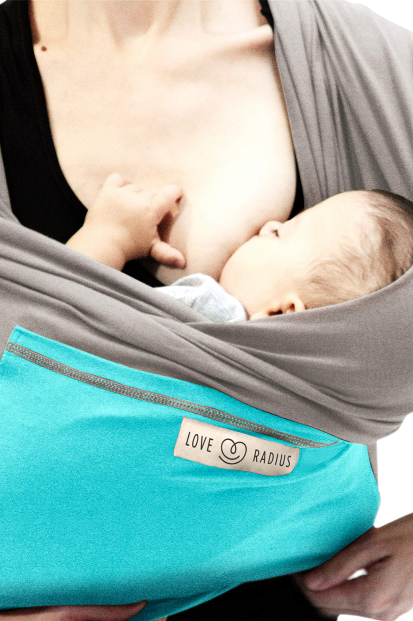 Je Porte Mon Bébé L'Originale Baby Sling Je Porte Mon Bébé High Quality Elastic Baby Carrier Dense, elastic and breathable material Great support, fits your baby's body like a second skin. 30
