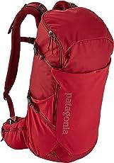 Patagonia Unisex Nine Trails Pack 28l Rucksack, Classic Red, 36x24x45 Centimeters