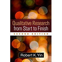 Qualitative Research from Start to Finish, Second Edition (English Edition)