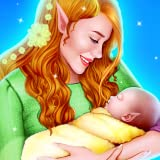 Fairy Pregnant Salon - Girls Game
