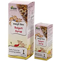 Green Pharmacy Balguti Syrup, 200ml (Brown)