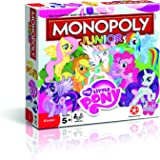 Winning Moves 43522 - Monopoly Junior My little Pony, Spiele