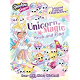 Shoppies Unicorn Magic Seek & Find: Volume 2 (Shopkins: Shoppies)