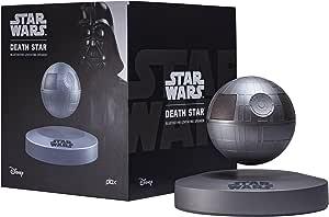 Plox PLX-SW-DS Star Wars Death-Star Schwebender Bluetooth Lautsprecher anthrazit