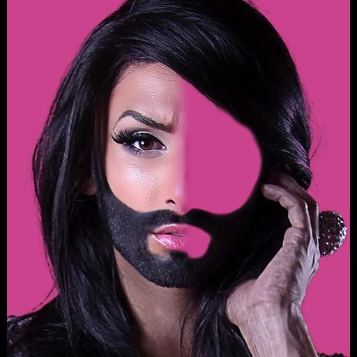 Conchita (Maske Misfits)