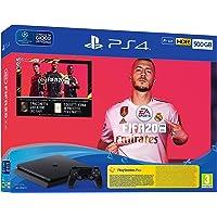 PS4 Black 500GB + FIFA20 - Bundle [Esclusiva Amazon.it]