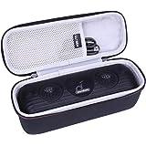 LTGEM EVA Dur Étui de Voyage Porter Housse pour Soundcore Motion+ Enceinte Bluetooth - Protectrice Cas