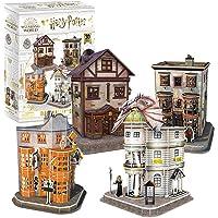 3D Puzzle Collection Harry Potter Chemin de Traverse 4 en 1