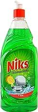 NIKS Premium Dish Washing Gel- 1Ltr