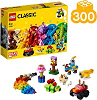 LEGO Classic Basic Brick Set 11002 Building Kit, 2019 (300 Pieces)
