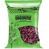 Orgurmé Dark Red Kidney Beans, 400g (6-Pack)
