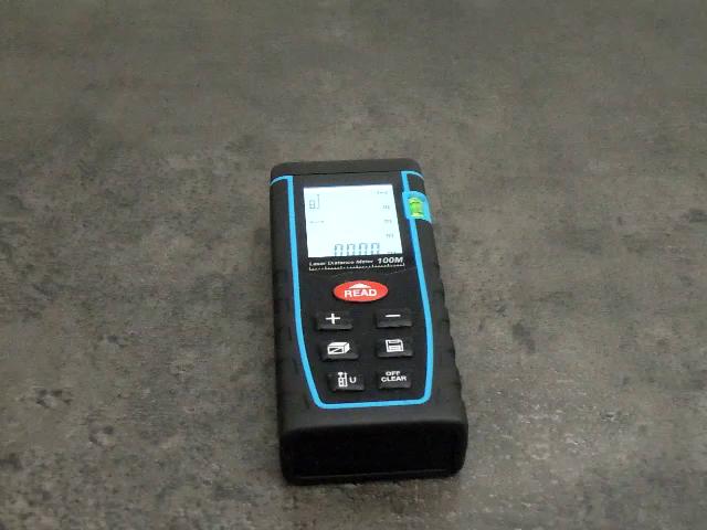 Kaleas Profi Laser Entfernungsmesser Ldm 500 60 : Amazon.de:kundenrezensionen: iegeek laser entfernungsmesser