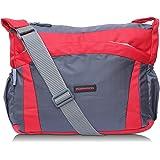Adamson Men's and Women's Crossbody Bag (Red)