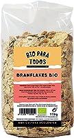 Bio para todos Branflakes Bio - 10 Paquetes de 225 gr - Total: 2250 gr