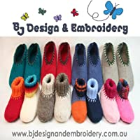 BJ Design and Embroidery