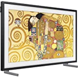 "Samsung QE32LS03TBK QLED FHD 2020 - Smart TV de 32"", Full HD, HDR 10+, Inteligencia Artificial, Multi View, Ambient Mode, One"