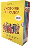 L'histoire de France en BD : Coffret