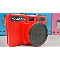 HOLGA Classic 35MM Camera in RED