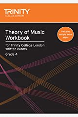 Theory of Music Workbook Grade 4 (Trinity Guildhall Theory of Music) Sheet music