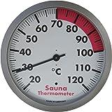 TFA Dostmann Termómetro analógico para sauna resistente al calor