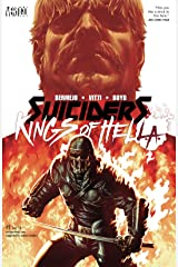 Suiciders: Kings of HelL.A. (2016) #2 (English Edition) Kindle Ausgabe