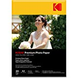 Kodak 260 GSM A4 Photo Paper High Glossy (1 x 20 Sheets)