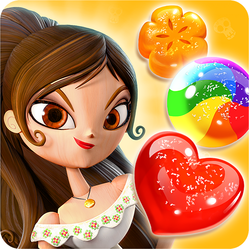 Sugar Smash: Book of Life - Sweetest Free Match