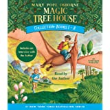 Magic Tree House Collection: Books 1-8: Dinosaurs Before Dark, The Knight at Dawn, Mummies in the Morning, Pirates Past Noon,