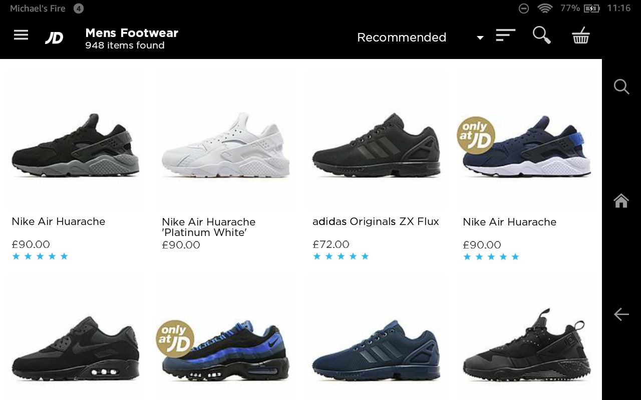 JD Sports: Amazon.it: Appstore per Android