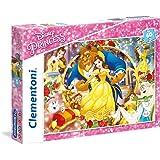 """Clementoni 26966.2 - Puzzle """"Die Schöne und das Biest"""", 60 Teile"""