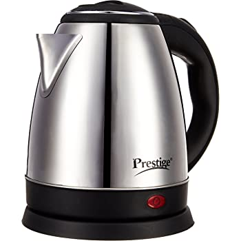 Prestige PKOSS 1.8-Litre 1500W Electric Kettle (Can't be Used to Boil Milk)