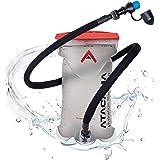 Atacama Drinkzak, 2 liter, BPA-vrij, 2 liter, rugzak, waterzak met geïsoleerde drinkslang voor elke fietsrugzak en drinkrugza